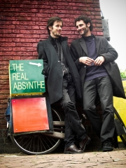 Bandfoto Duo Absynthe